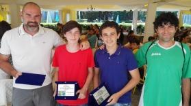 Premiazione tornei